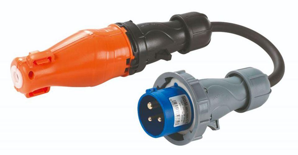 Adattatore IP67 con Power Shell